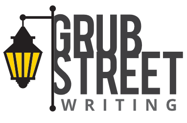 Grub Street Writing Logo