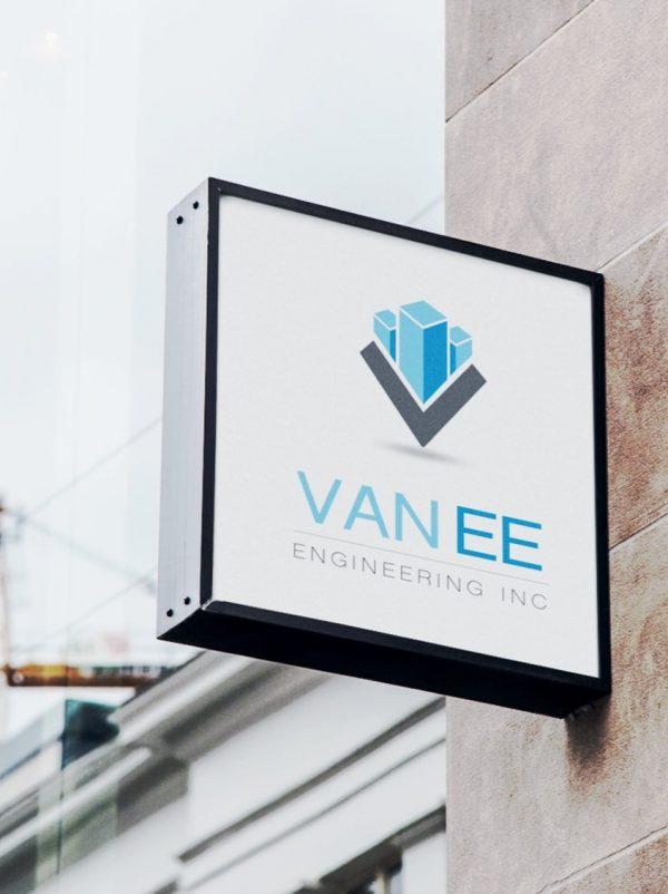 Logo Design for Van Ee Engineering